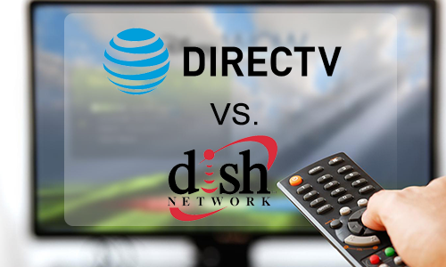 Direct TV compared to Dish Network