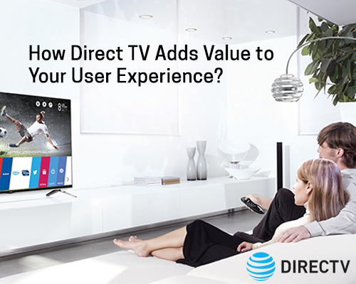 direct tv featured