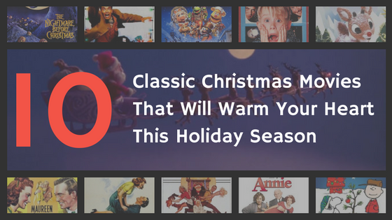 timeless Christmas movies