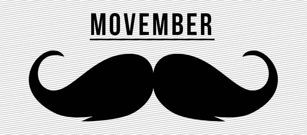 Movember or No Shave November | Let It Grow - Blog | Digital TV Bundles