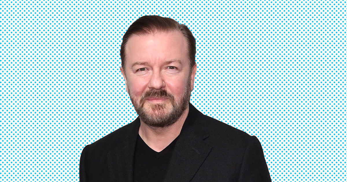 What's Up with Ricky Gervais? - Blog | Digital TV Bundles